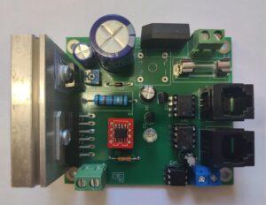 SPAX s novým procesorem PIC16F629