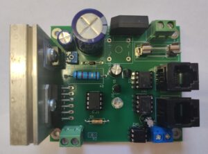 SPAX s původním procesorem PIC12F508