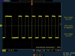 DCC signál přímo na výstupu zesilovače